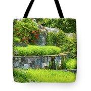 Rice Garden Tote Bag