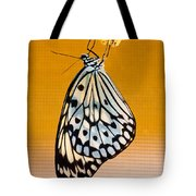 Rice Paper Out From Chrysalis Tote Bag