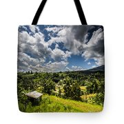 Rice Terrace Tote Bag