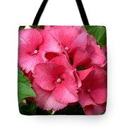 Rich Pink Tote Bag