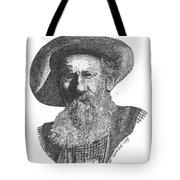 Richard Beaver Dick Liegh Tote Bag