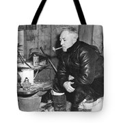 Richard Evelyn Byrd Tote Bag