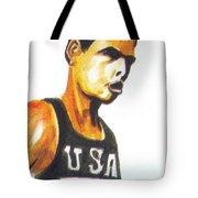 Richard Fosbury Tote Bag
