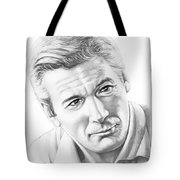 Richard Gere Tote Bag