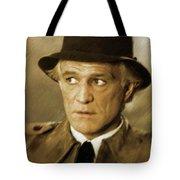 Richard Harris, Vintage Actor Tote Bag