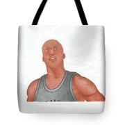 Richard Jefferson Tote Bag