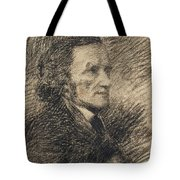 Richard Wagner  Tote Bag