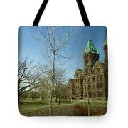 Richardon Olmsted Complex, Buffalo Tote Bag