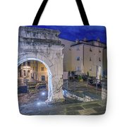 Richard's Arch Tote Bag