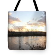 Richford Sunset  Tote Bag