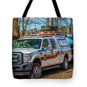 Richmond Fire And Ems Equipment 7461 Tote Bag