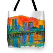 Richmond Gold  Tote Bag