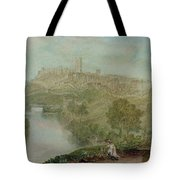 Richmond In Yorkshire Tote Bag by Joseph Mallord William Turner