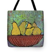 Richmond Pears Tote Bag