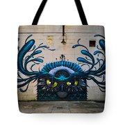Richmond Street Art Tote Bag