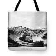 Richmond, Virginia, 1856 Tote Bag