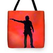 Rick Grimes Tote Bag