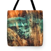 Riddicks World Watercolor Painting Tote Bag