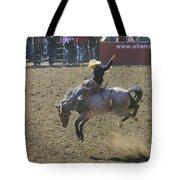 Ride Em Cowboy Tote Bag