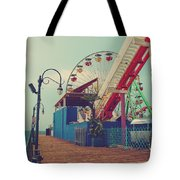 Ride It Out Tote Bag