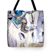 Ride Of The Gladiator Tote Bag