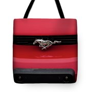 Ride The Pony Tote Bag