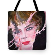 Ride The Sky Tote Bag