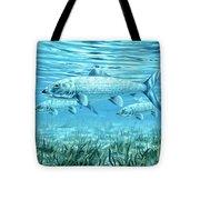 Ride The Tide Tote Bag