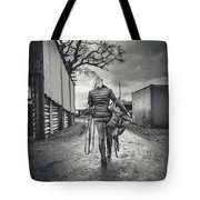 Ride Time Tote Bag