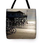 Ride Your Bike To The Beach Tote Bag