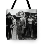 Riders Of The Purple Sage Tote Bag