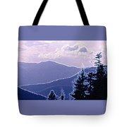 Ridge Layers 2 Pd2  Tote Bag