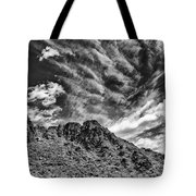 Ridge Route Tote Bag
