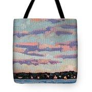 Ridge Stratocumulus Tote Bag