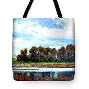 Ridgefield Refuge Early Fall Tote Bag