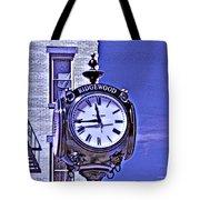 Ridgewood Time Tote Bag
