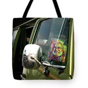 Ridin' With Jerry Tote Bag