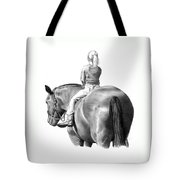 Riding Bareback No. 2 Tote Bag