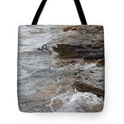 Little Waves Tote Bag