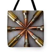 Rifle Ammuntion Tote Bag