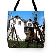 Rifles Of The Civil War Tote Bag