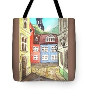 Riga Tote Bag
