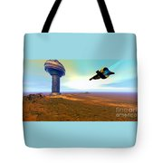 Rigel 7 Tote Bag by Corey Ford