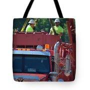 Rigging Crew Tote Bag