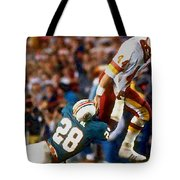 Riggos Run Tote Bag by Paul Van Scott