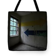 Right Direction, Wrong Time Tote Bag