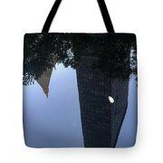 Right Side Up Tote Bag