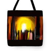 Right Way Tote Bag