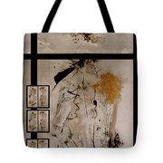 Righteous Judgment Tote Bag