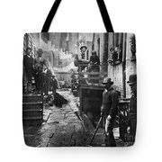 Riis: Bandits Roost, 1887 Tote Bag